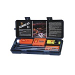 Hoppe's 38/ 357/ 9mm Caliber Pistol Cleaning Kit and Storage Box