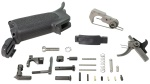 Bravo Company Gunfighter Enhanced Lower Parts Kit - Black