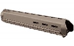 Magpul MOE Hand Guard, Rifle Length - FDE