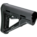 Magpul CTR Carbine Stock, Commercial - Black
