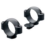 "Leupold Standard 1"" Extension Rings, Medium - Matte"
