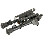 "Harris S-Series BRM Rotating Bipod, 6-9"" w/ Leg Notches"