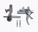 Rock River Arms National Match 2-Stage Trigger Kit- Chrome, 4.5-5#