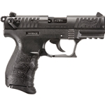 Walther P22 .22LR, Black