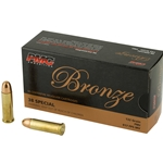 PMC Bronze .38 Special, 132gr FMJ