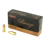 PMC Bronze 9mm Luger, 115GR FMJ