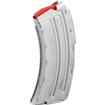 Savage 10-Round Magazine for Mark II or 900, .22lr or .17 Mach II, SS