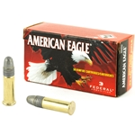 Federal American Eagle .22LR, 40gr Solid