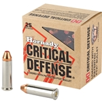 Hornady Critical Defense .38 Special +P, 110gr FTX