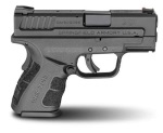 "Springfield Armory XD Mod 2 .40S&W 3"" Subcompact"