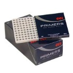 CCI #400 Small Rifle Primers - 1,000 CT