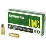 Remington UMC 9mm, 115gr FMJ