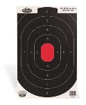 "Birchwood Casey Dirty Bird 12""x18"" Splattering Target, 8PK"