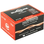SureFire 123A Lithium Batteries, 12-pack