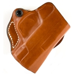 DeSantis Mini Scabbard Belt Holster, RH for S&W M&P Shield 9/40 - Tan