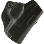 DeSantis Mini Scabbard Belt Holster, RH for XDS - Black