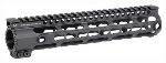 Midwest Industries SS Keymod Series, One Piece Free Float Handguard, 9""
