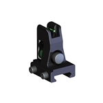 TruGlo AR15 Gas Block Sight, Fiber Optic