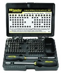 Wheeler 89 Piece Professional Gunsmithing Screwdriver Set