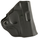 DeSantis Mini Scabbard Belt Holster, RH for Sig P238 - Black