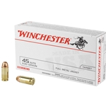 Winchester Target .45acp, 230gr FMJ