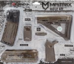 Magpul Matrix Rifle Kit - Bounty Hunter