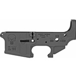 Spikes Tactical AR15 Lower Receiver - Punisher