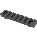 Midwest Industries M-Lok 1913 Mil Spec Picatinny Rail Section, 7-Slots