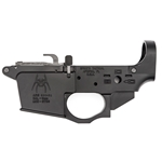 Spikes Tactical Stripped 9mm Lower Receiver - Glock Style