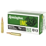 Remington UMC .223 Rem Value Pack, 55gr FMJ