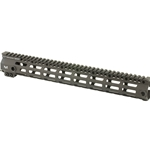 Midwest Industries Gen 3 M-Series, One Piece Free Float Handguard - 15""