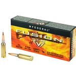Federal Fusion .224 Valkyrie, 90gr Soft Point