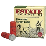 "Estate Game and Target Load, 12 Gauge 2.75"" #6"