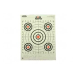 Champion Score Keeper 100 Yard Rifle Sight In Target - 12PK