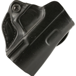 DeSantis Mini Scabbard Belt Holster RH for Walther CCP - Black
