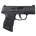 Sig Sauer P365 9mm Pistol with Night Sights