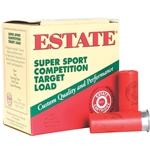 Estate Super Sport Competition Target Load, 12 Gauge 2.75""