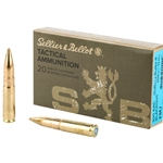 Sellier & Bellot Subsonic .300 Blackout, 200gr FMJ