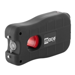 Mace Trigger Stun Gun with Bright LED - Black
