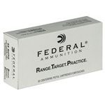 Federal Range and Target Practice .45acp, 230gr FMJ