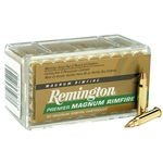 Remington Premier .17HMR, 17gr Accutip-V BT