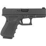 Glock 19 Gen 4, 9mm with Night Sights
