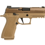 Sig Sauer P320 X-Carry 9mm with Night Sights - Coyote