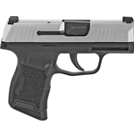 Sig Sauer P365 9mm Stainless Pistol with Night Sights