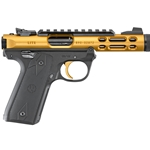 Ruger Mark IV 22/45 Lite, .22LR - Gold
