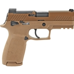 Sig Sauer P320 M18, 9mm - Coyote