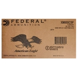 Federal Lake City XM855 62gr Green Tip, 1000 Rd Case
