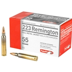 Aguila .223 Remington 55gr FMJ