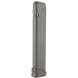 Glock 17 9mm Magazine, 33-Round