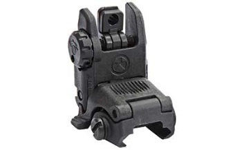Magpul MBUS Rear Back-Up Sight - Black